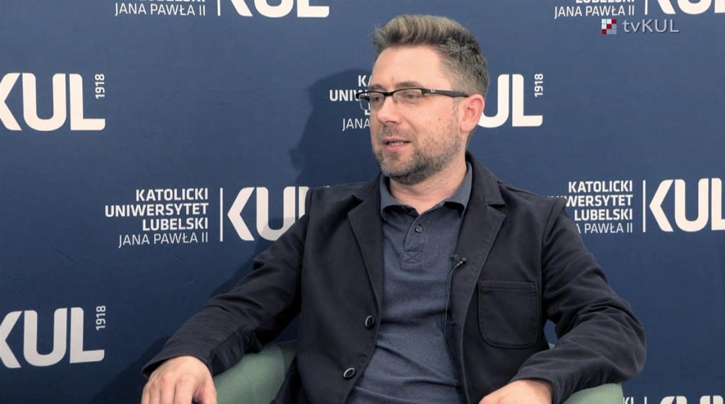 Dr hab. Robert Trypuz, prof. KUL