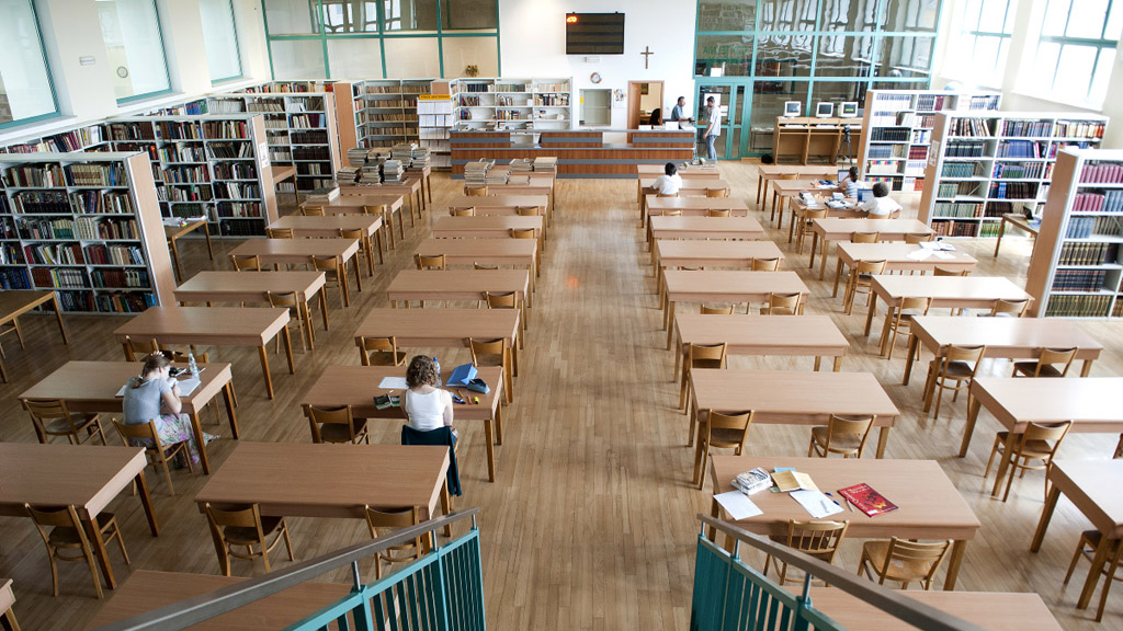 Nowoczesna biblioteka uniwersytecka