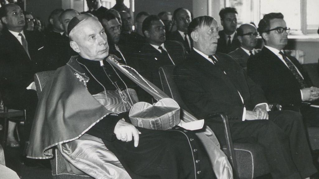 Stefan Kardynał Wyszyński - wybitny absolwent KUL