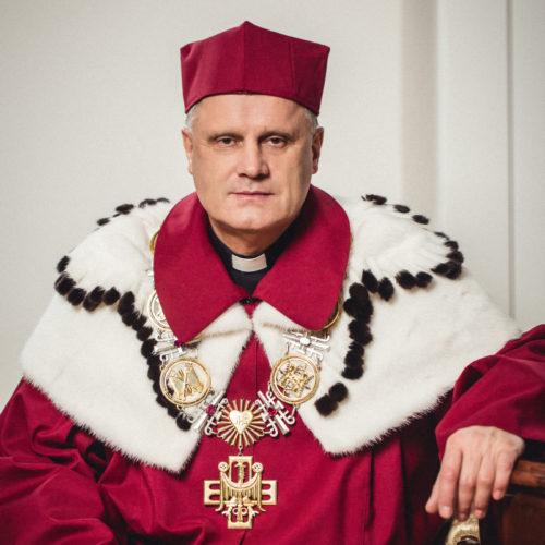 Apel ks.prof.Antoniego Dębińskiego rektora KUL