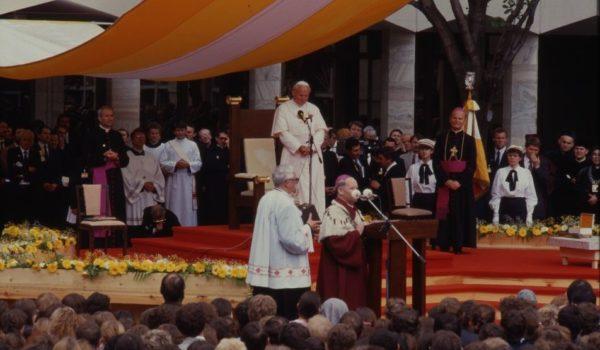Wizyta Papieża w Lublinie