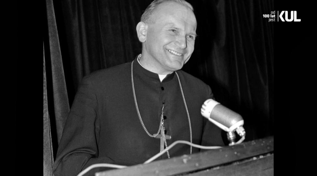 Nauczyciele wolności KUL: Karol Wojtyła - Św. Jan Paweł II