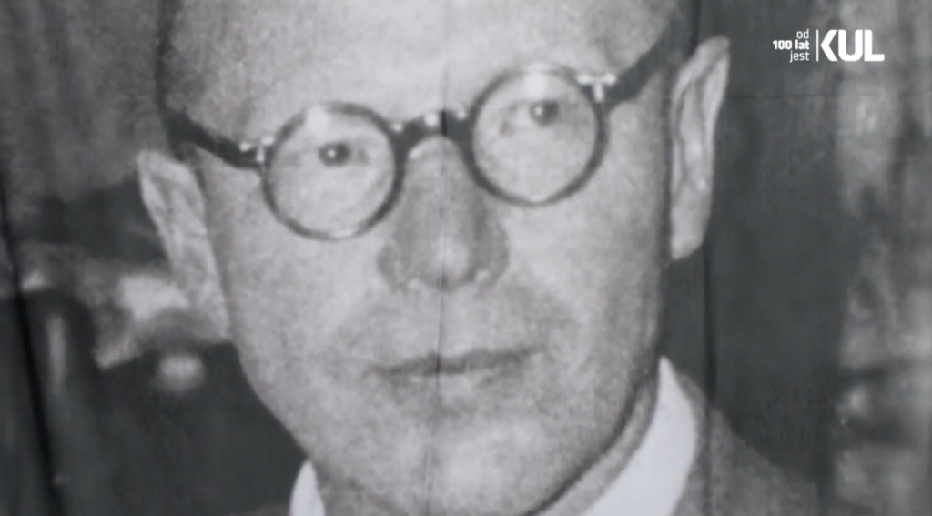 Nauczyciele wolności KUL: Czesław Strzeszewski