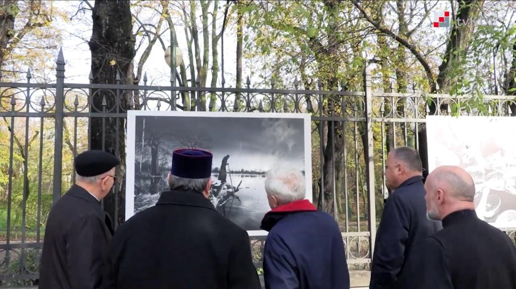 Wystawa plenerowa w Galerii Saskiej - Tadeusz Żaczek