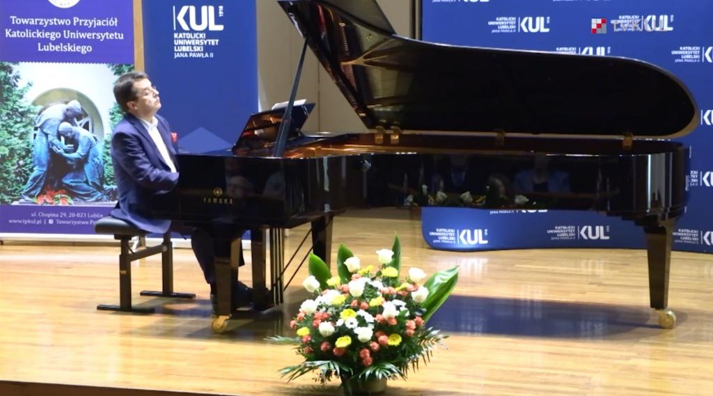 KULowskie wieczory z muzyką - Zbigniew Raubo