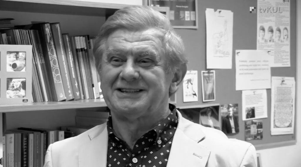 In memoriam: Zbigniew Zaleski