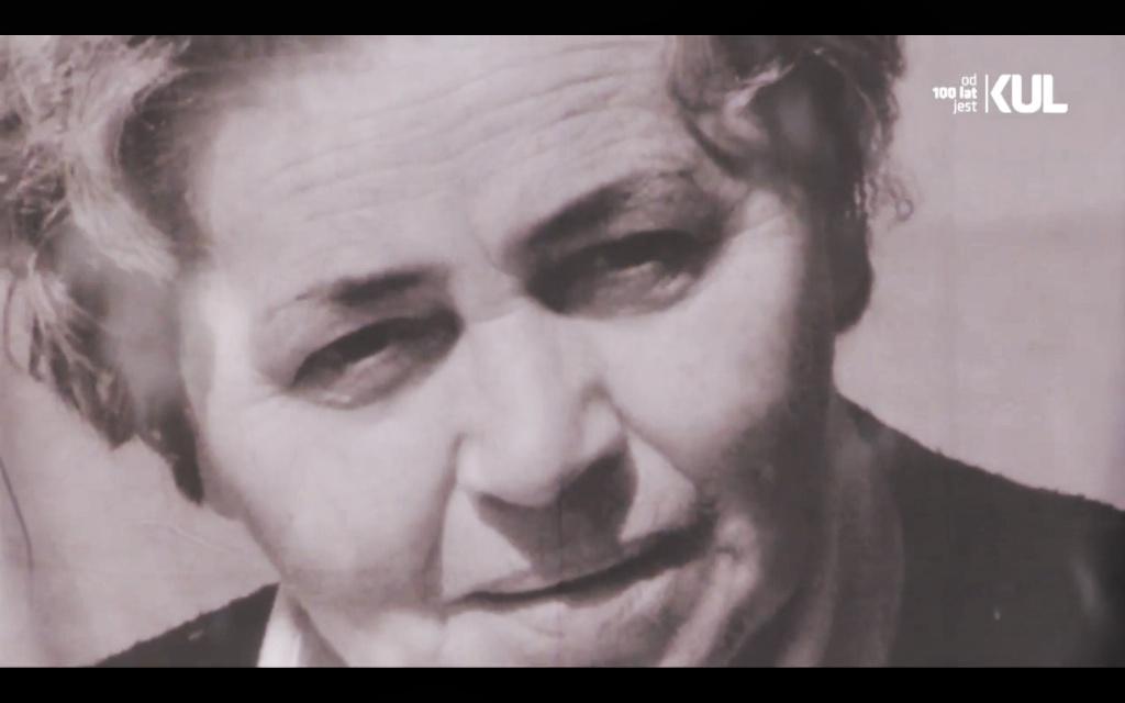 Nauczyciele wolności KUL: Zenomena Płużek