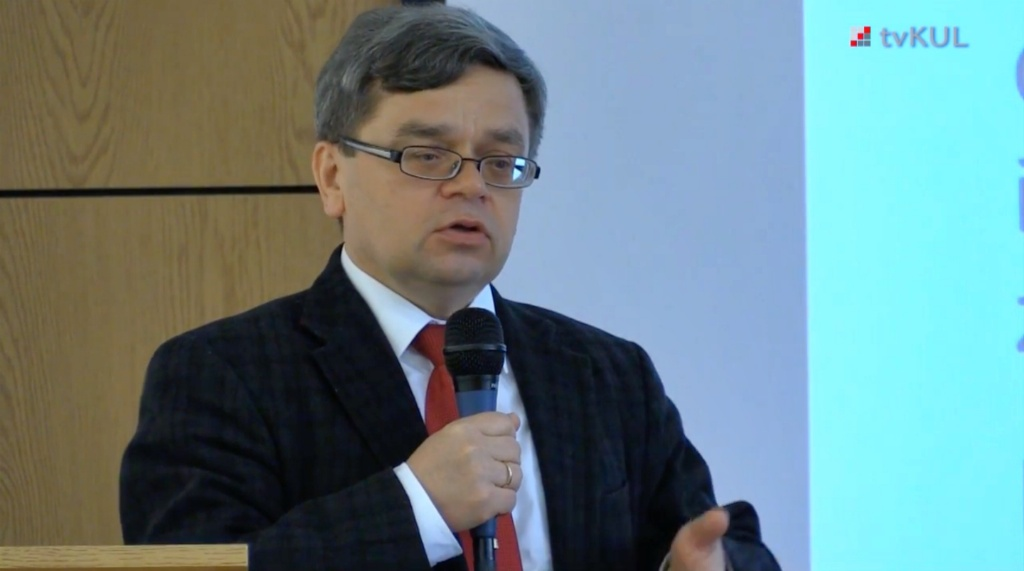 Prof. Eugeniusz Gatnar