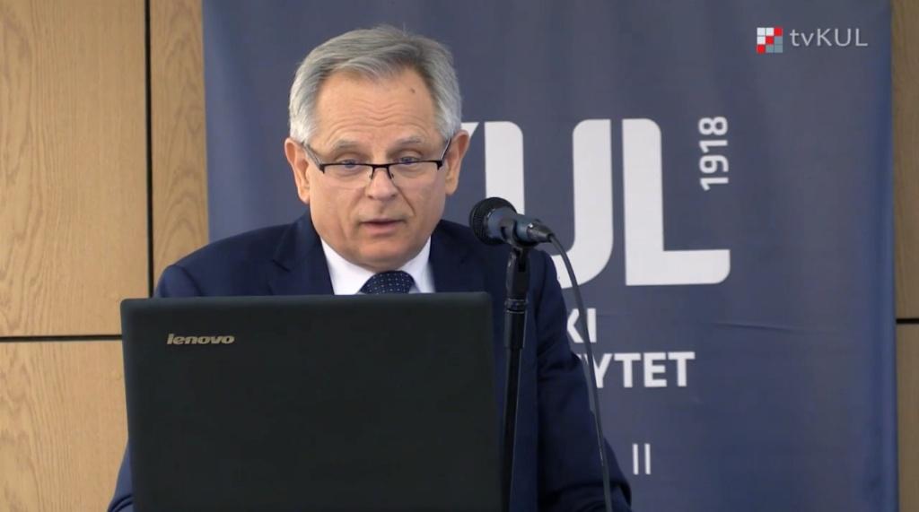 Prof. Krzysztof Kalicki