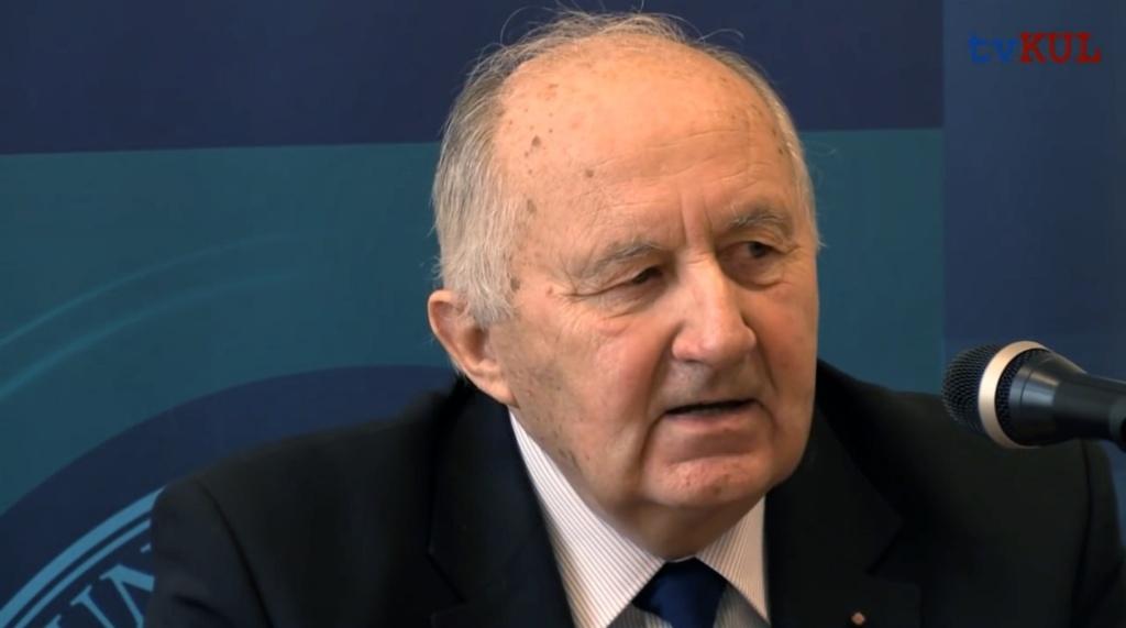 Prof. Wojciech Łączkowski