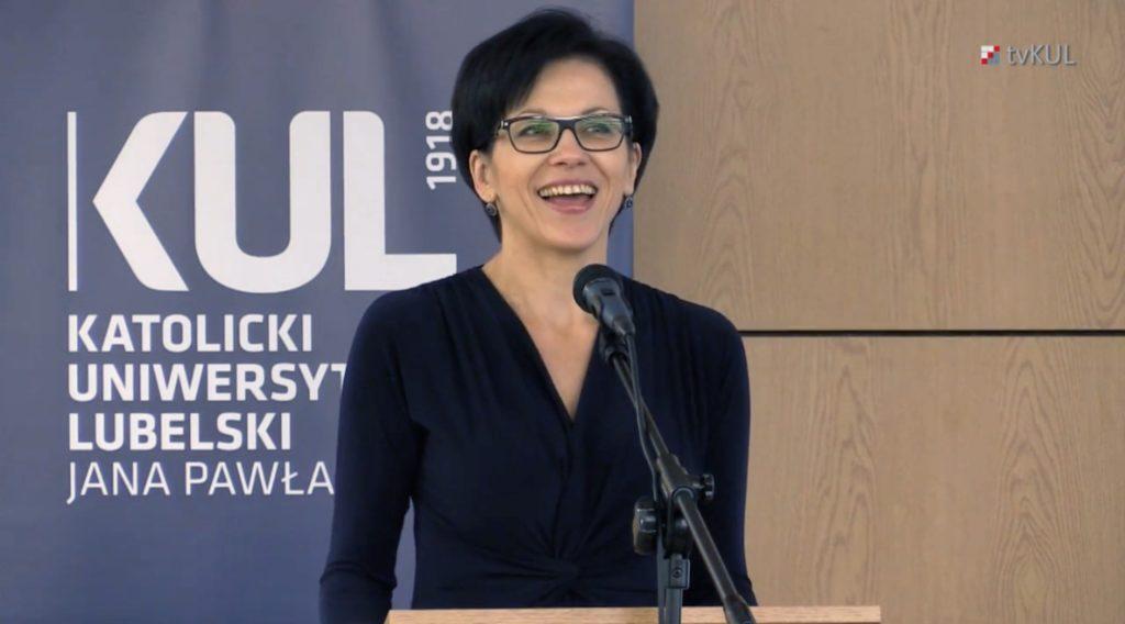 Prof. Małgorzata Zaleska