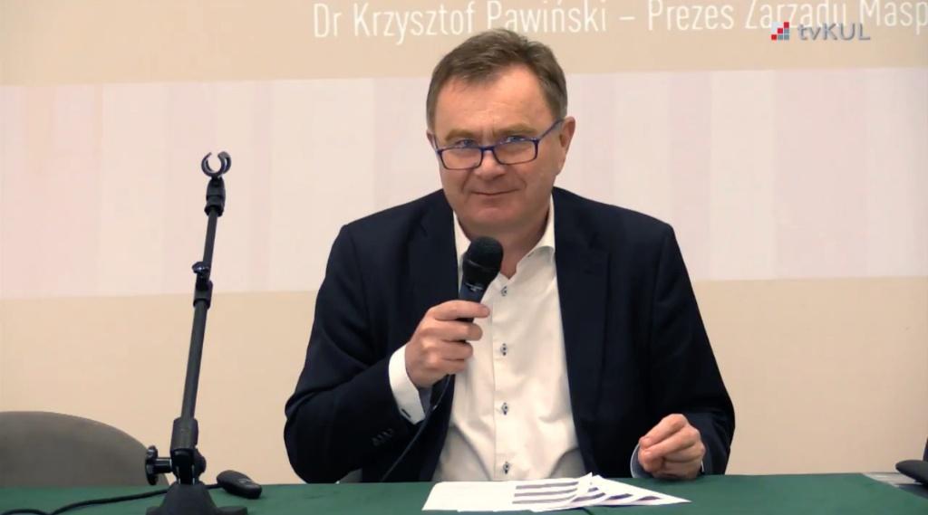 Dr inż. Krzysztof Pawiński