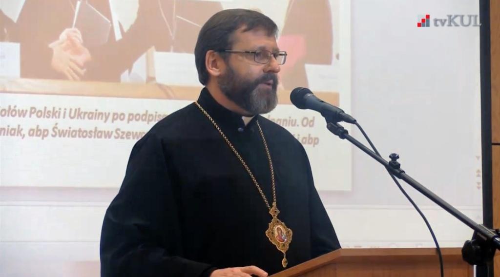 Abp Większy Światosław Szewczuk