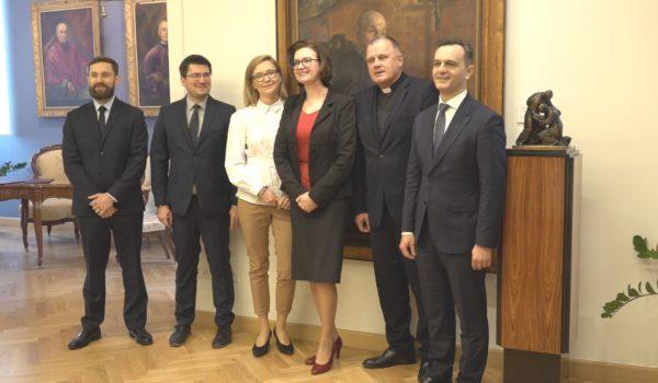 Umowa o współpracy pomiędzy KUL a Prokuratorią Generalną RP