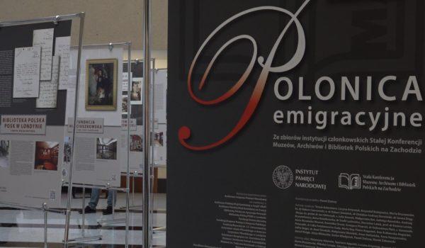"""Wystawa: """"Polonika emigracyjne"""""""