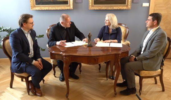Umowa o współpracy pomiędzy KUL a Lubelskim Klubem Biznesu