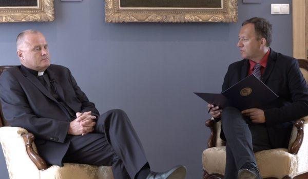 Wywiad z Rektorem KUL