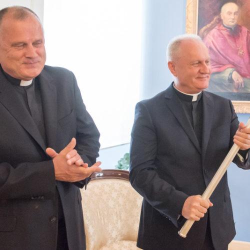 Ks.prof.Mirosław Kalinowski objął funkcję rektora KUL