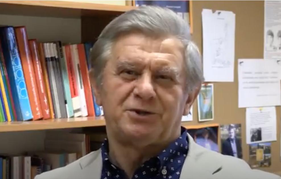 prof.Zbigniew Zaleski