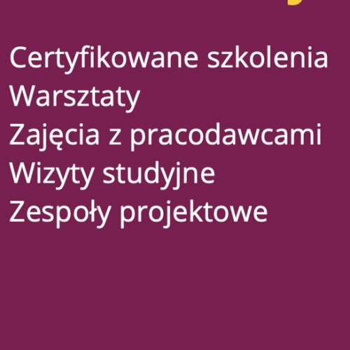 Certyfikowane szkolenia dla studentów KUL