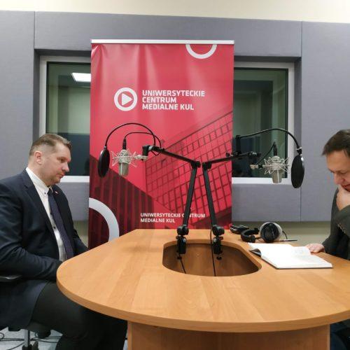 Minister Przemysław Czarnek o roli uczelni katolickich
